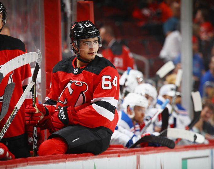 New Jersey Devils Split Squad In Pair Of Monday Preseason Games 3