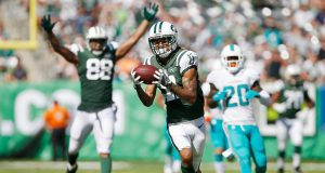 New York Jets' Josh McCown Finds Robby Anderson for Big TD (Video)