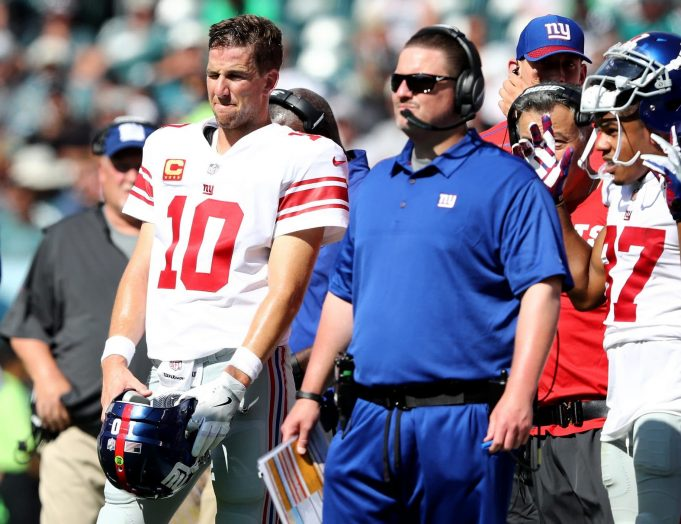 The 2017 New York Giants Are Starting to Resemble the 2013 Team 2
