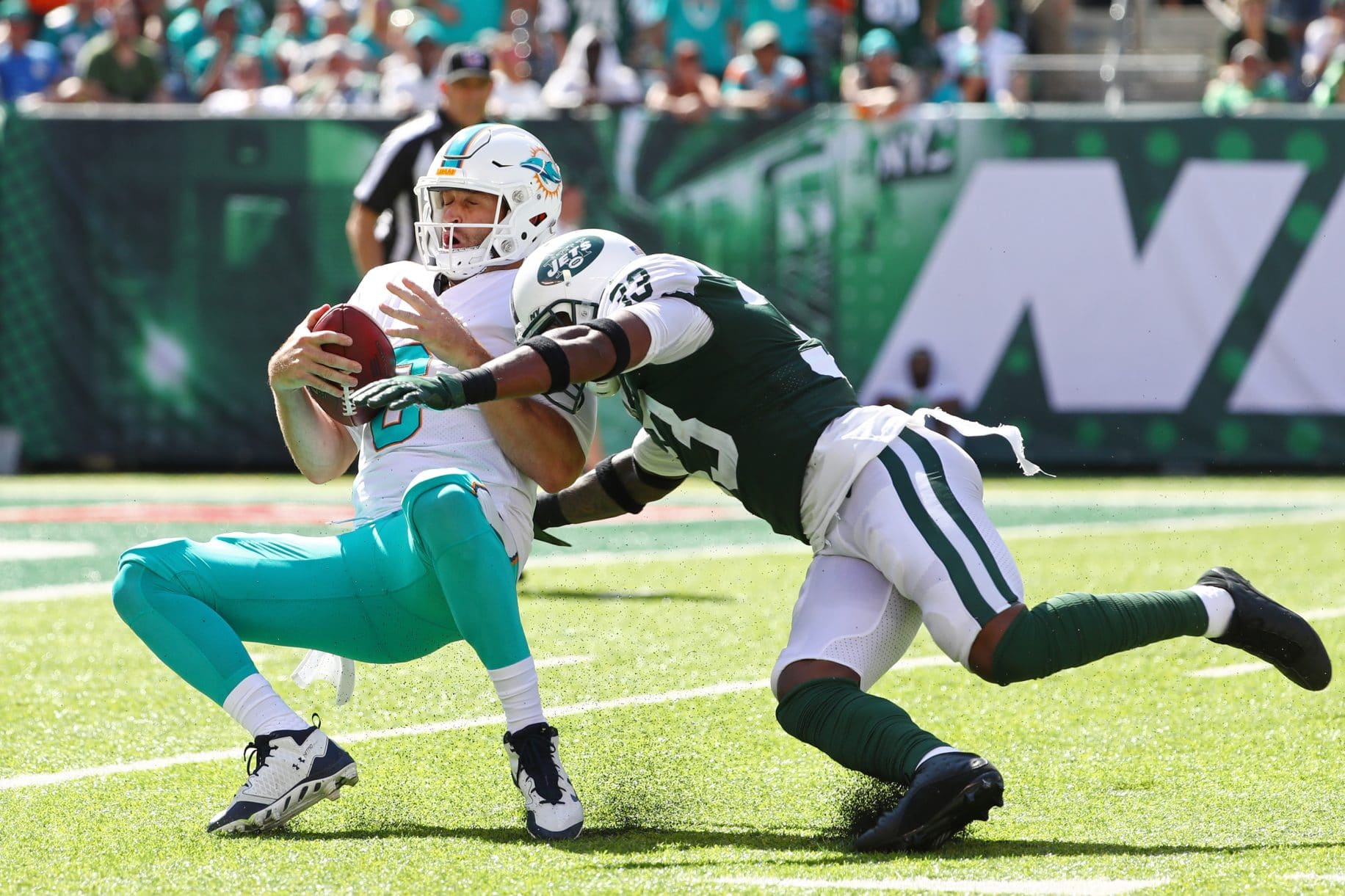 Tank This: Jamal Adams, New York Jets Clobber Miami Dolphins, 20-6 (Highlights)