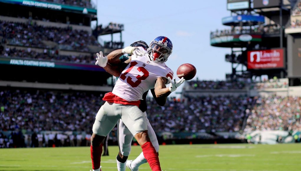Daily Fantasy Football Week 4: Odell Beckham Jr. Is On the Rise 2