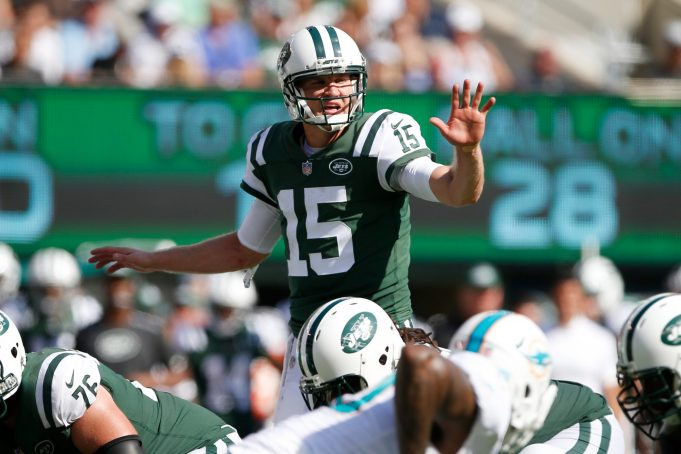 Josh McCown Has Been Surprisingly Good For the New York Jets 2