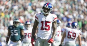 Not So Sunny in Philadelphia: New York Giants Lose To Eagles 27-24 (Highlights)