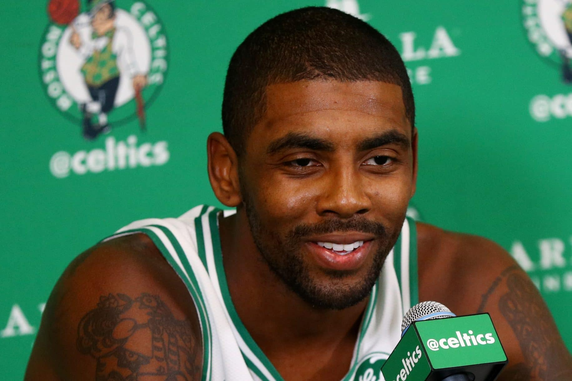 Kyrie Irving Admits