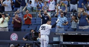 All Rise & Stay Standing: Aaron Judge's Top 5 Blasts This Season (Highlights)