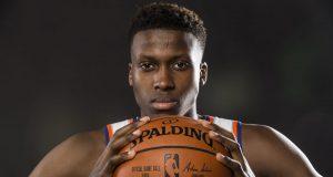 Knicks Vet Says Frank Ntilikina Looks Like a Young Kyrie Irving