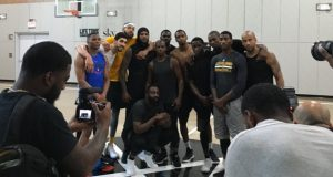 New Hoodie Melo Game Features Russ, Harden, CP3 (Video)
