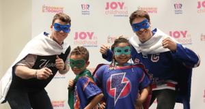 Rangers' Ryan McDonagh, Yankees' Tyler Austin Are Real Life Superheroes 5