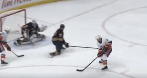 Jordan Eberle's First Goal As A New York Islander Proves To Be Game Winner (Video)