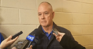 Mets GM Sandy Alderson Says He'd 'Terminate' Anonymous Front Office Sources