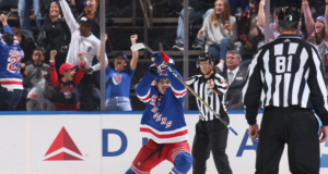 New York Rangers 4, New Jersey Devils, 3: Young Filip Chytil Ends it in OT (Highlights)