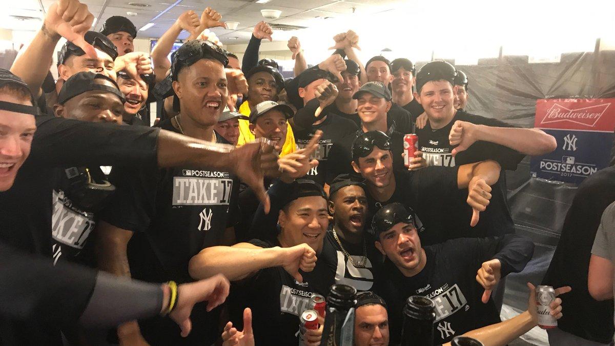 Clutch Clinch! Best Moments of New York Yankees Postseason Celebration