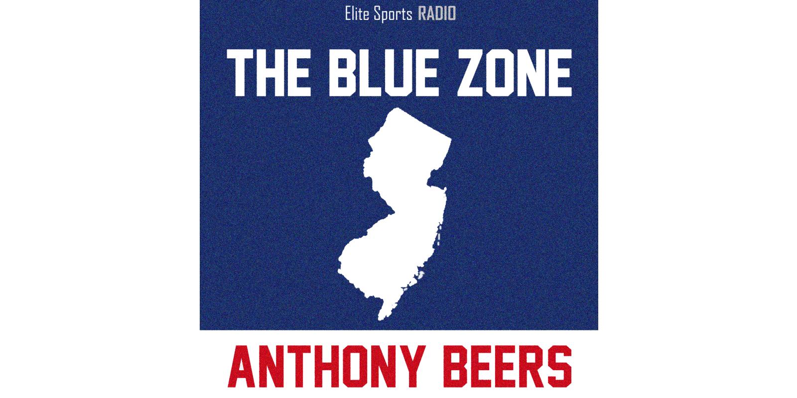 Elite Sports NY The Blue Zone Podcast 2