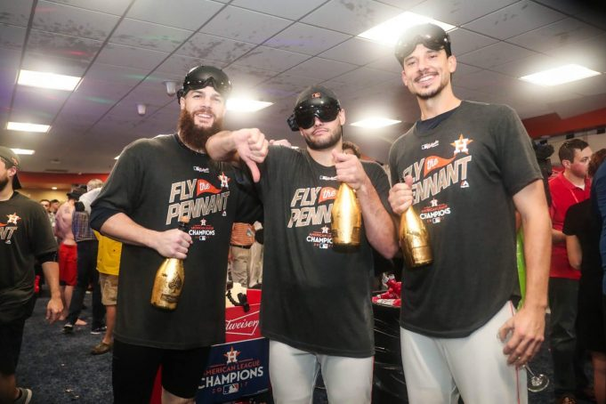Lance McCullers on New York Yankees' Hit List After Yesterday's Celebration (Tweet)