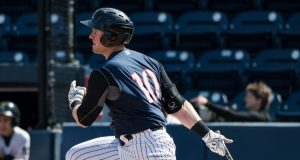 New York Yankees Working Billy McKinney At 1B In AFL