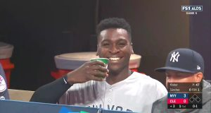 Didi Gregorius Blasts Second Homer of the Night to Take 3-0 Lead (Video)