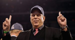 New York Giants Steve Tisch