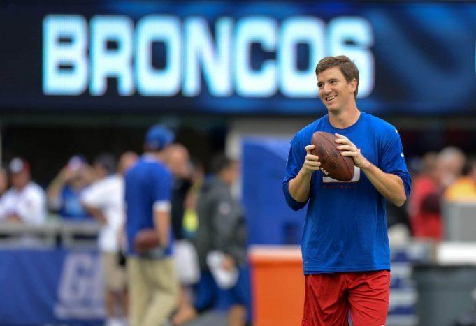New York Giants 2017 Game Notes: Week 6 at Denver Broncos