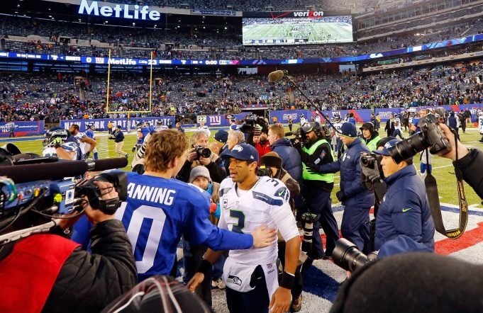 New York Giants 2017 Game Notes: Week 7 vs. Seattle Seahawks 2
