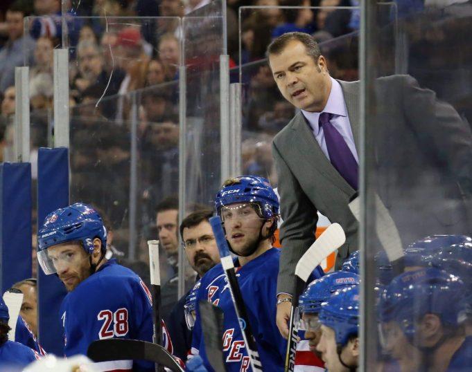 Hey, New York Rangers Fans: Let Alain Vigneault Do His Job 3