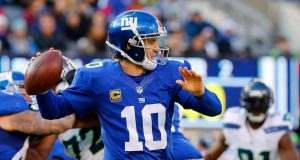 Eli Manning Is the New York Giants X-Factor vs. the Seattle Seahawks 1