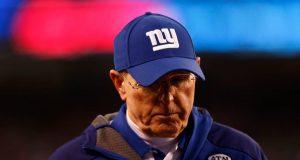 Tom Coughlin New York Giants