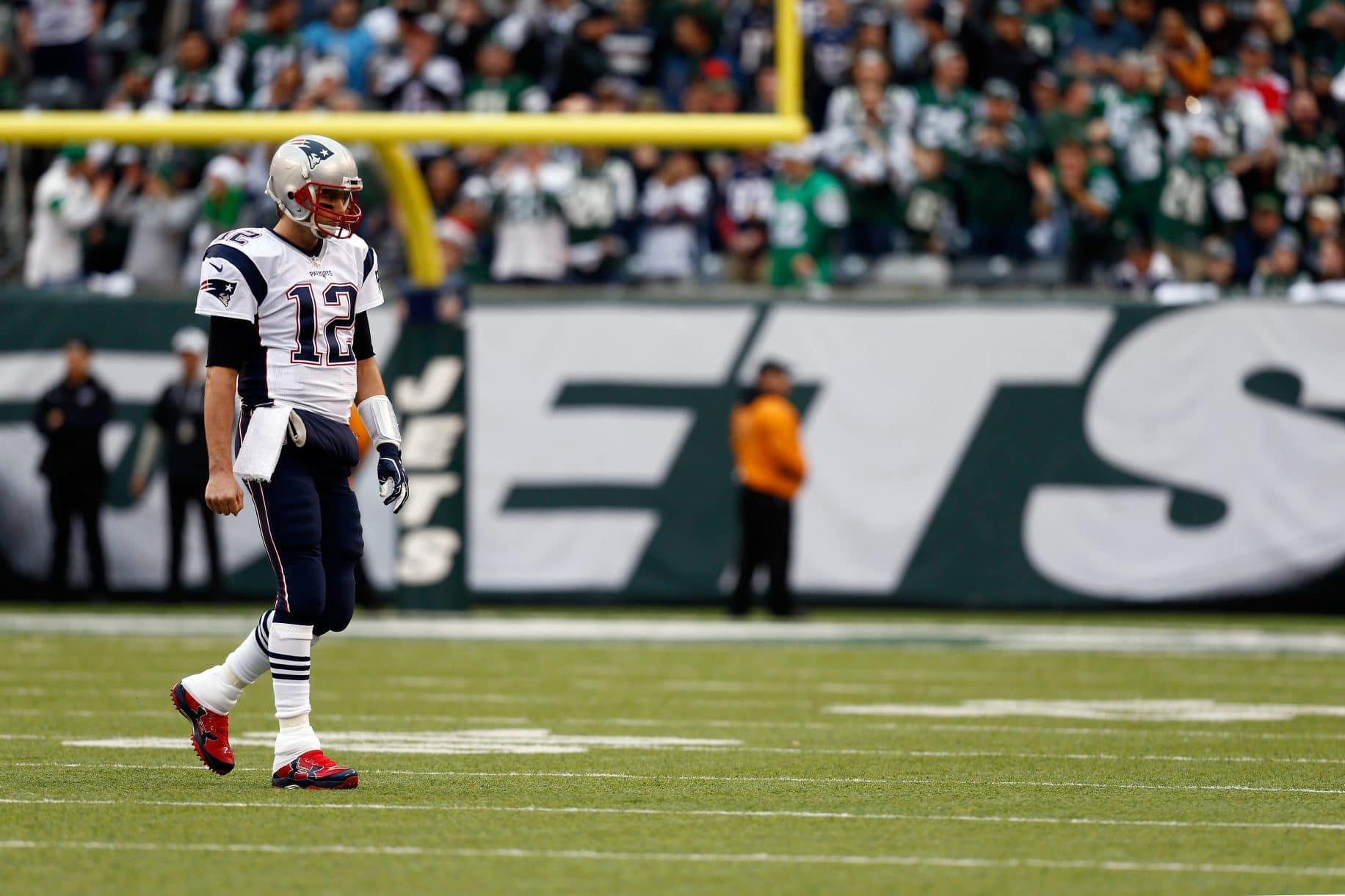 New York Jets' Key in Beating Tom Brady: Interior Pressure in the Pocket 2