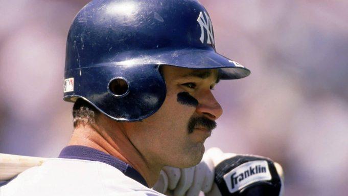 Don Mattingly New York Yankees