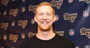 Punter Johnny Hekker Makes Skip Bayless Wish He Called For A Fair Catch