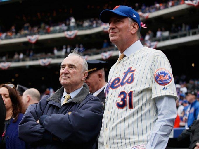 NYC Mayor Bill DeBlasio Refuses To Root For New York Yankees