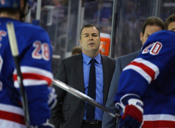 New York Rangers' Stunning Lineup Changes Were Necessary 3