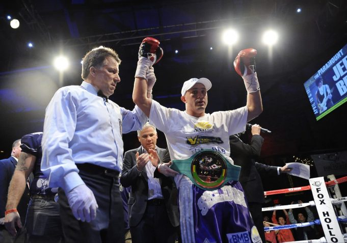 Schwartz on Sports Podcast: L.I. Boxer Cletus 'The Hebrew Hammer' Seldin (Audio) 1