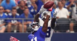 New York Giants: Nice To DRC You! Rodgers-Cromartie Returns From Suspension