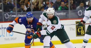 New York Islanders Look to Extend Winning Streak in Minnesota