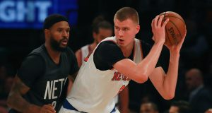 New York Knicks Open Preseason vs. Brooklyn Nets