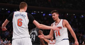 New York Knicks News Mix 1/24/18