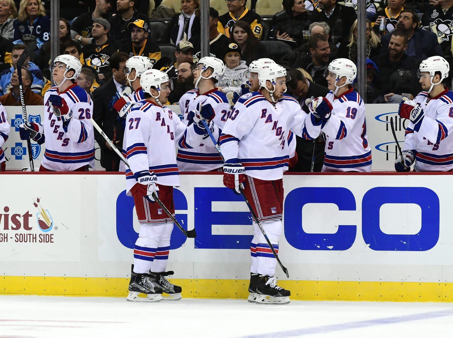 The New York Rangers Have A Salary Cap Problem