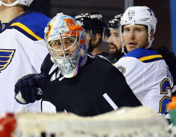 New York Islanders vs. St. Louis Blues Preview: A Monday Matinee