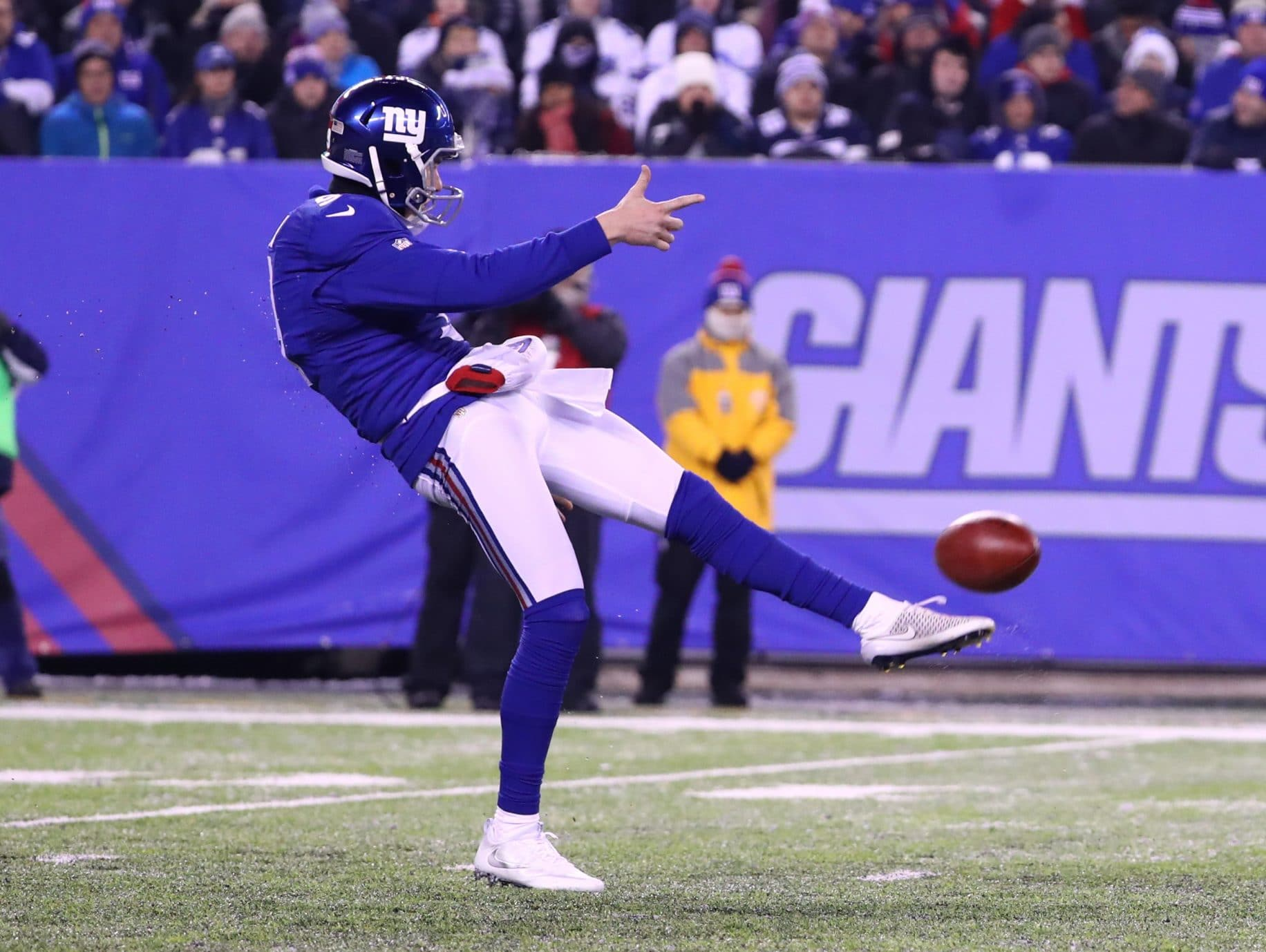 Brad Wing New York Giants