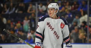 Ryan Graves Hartford Wolf Pack