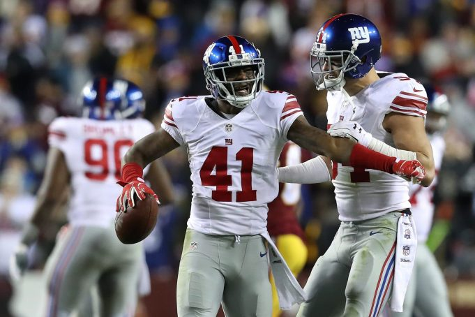New York Giants Suspend Dominique Rodgers-Cromartie 2