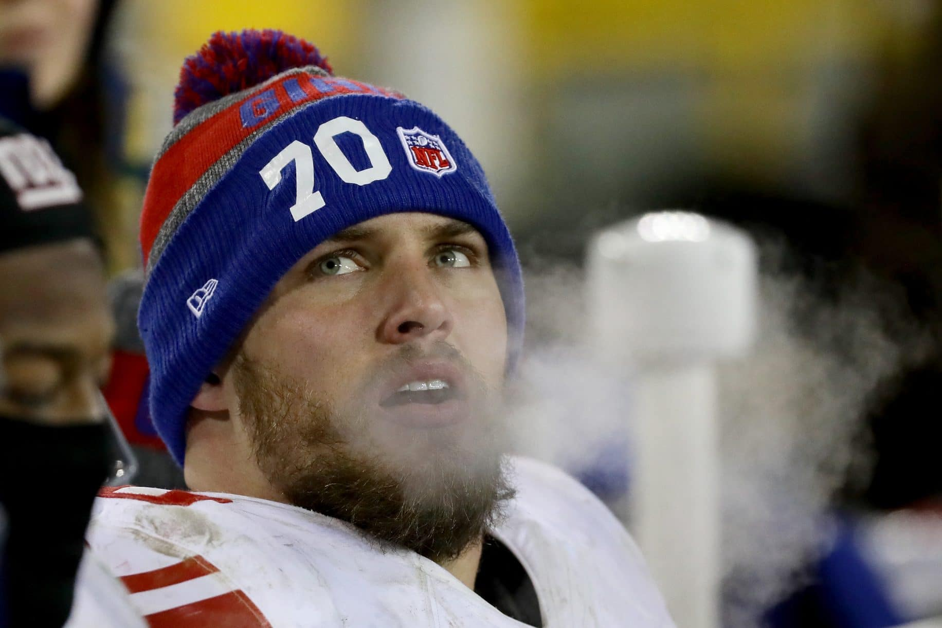 Weston Richburg New York Giants