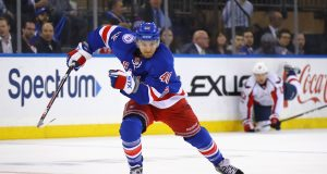 Have the New York Rangers Planned for Michael Grabner Coming Back to Earth? 2