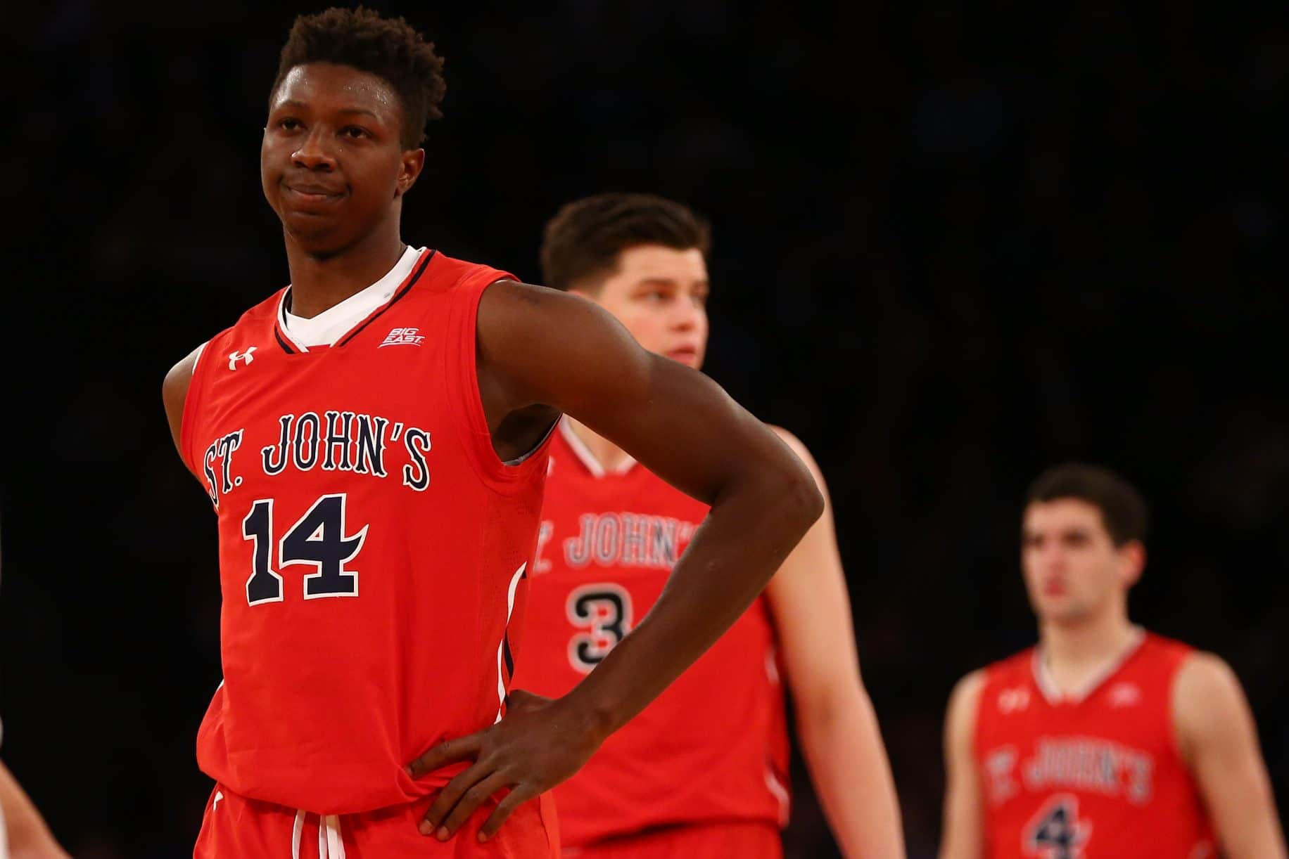 St. John's Basketball: Rutgers Exhibition About More Than Hoops 2