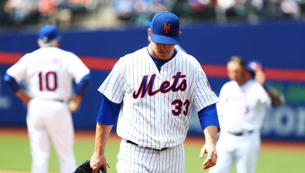 New York Mets: Matt Harvey's Mechanics Are Cause of His Dark Nights 6