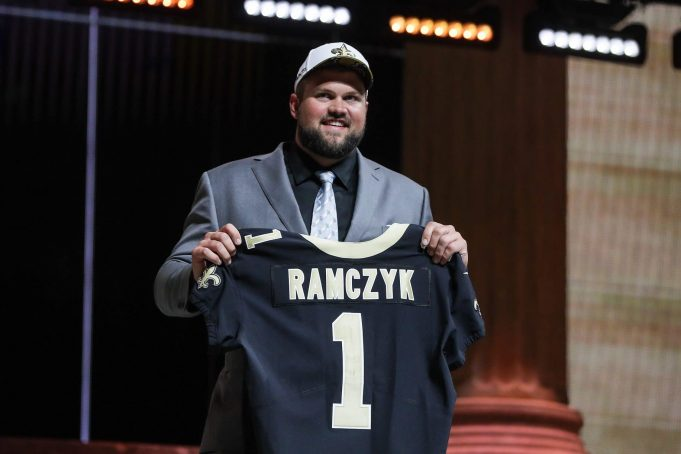 Should the New York Giants Have Chosen Ryan Ramczyk Over Evan Engram? 1