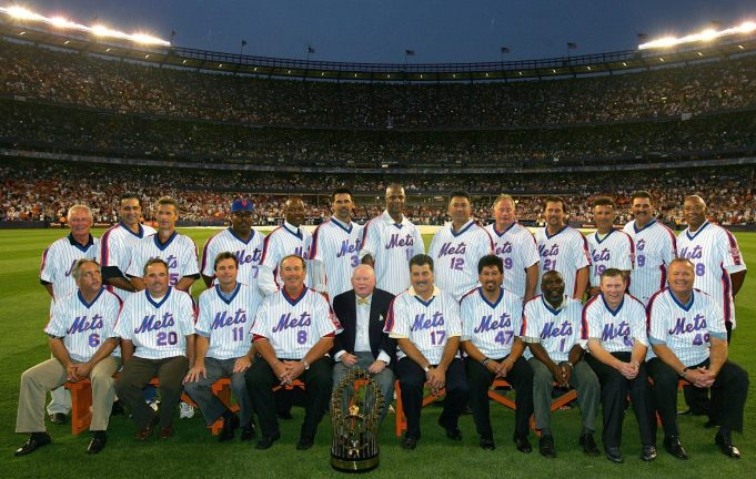 Shea Stadium New York Mets