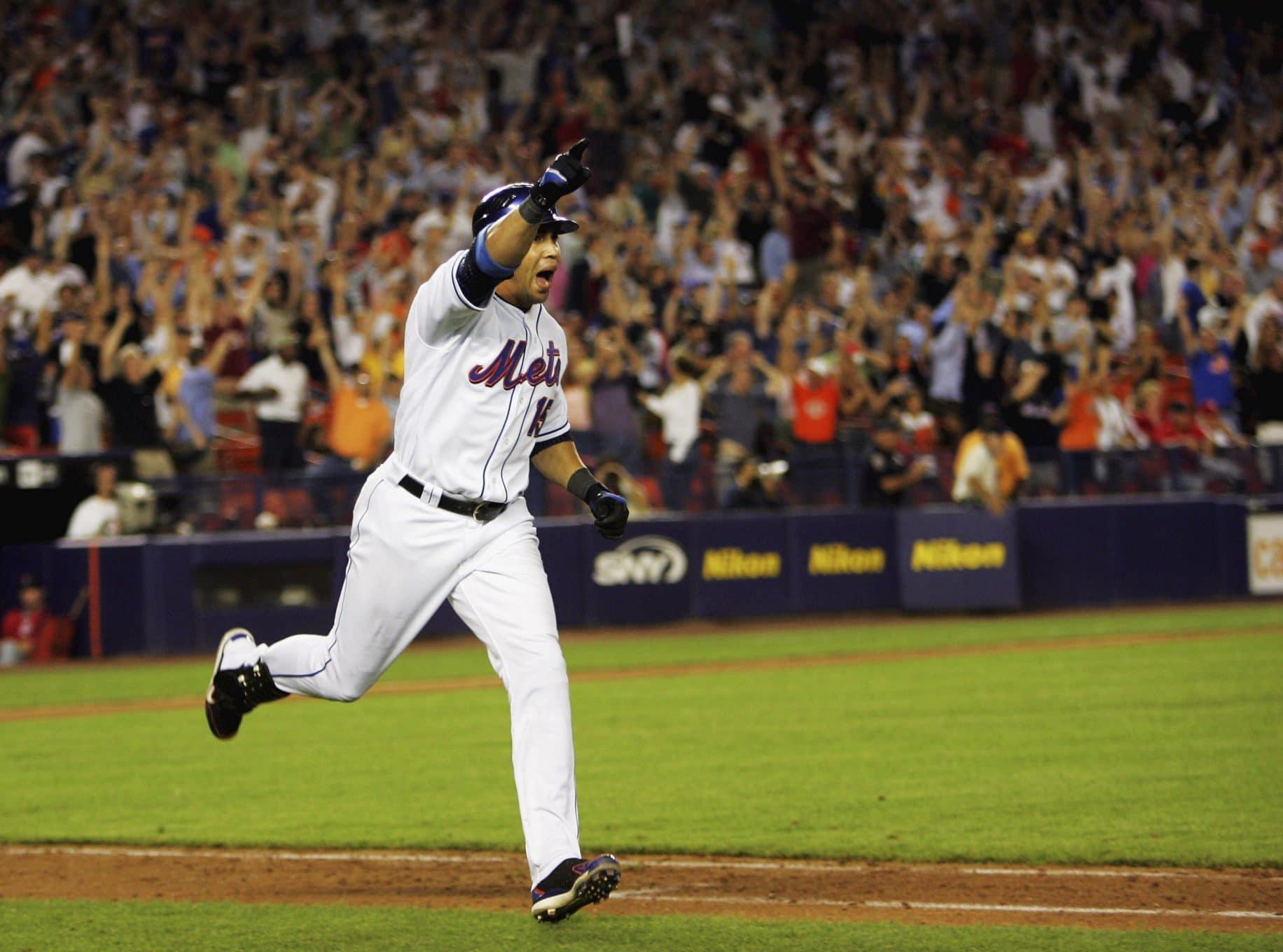 New York Mets 2006 Caught Looking: The Unfair Criticism of Carlos Beltran 2