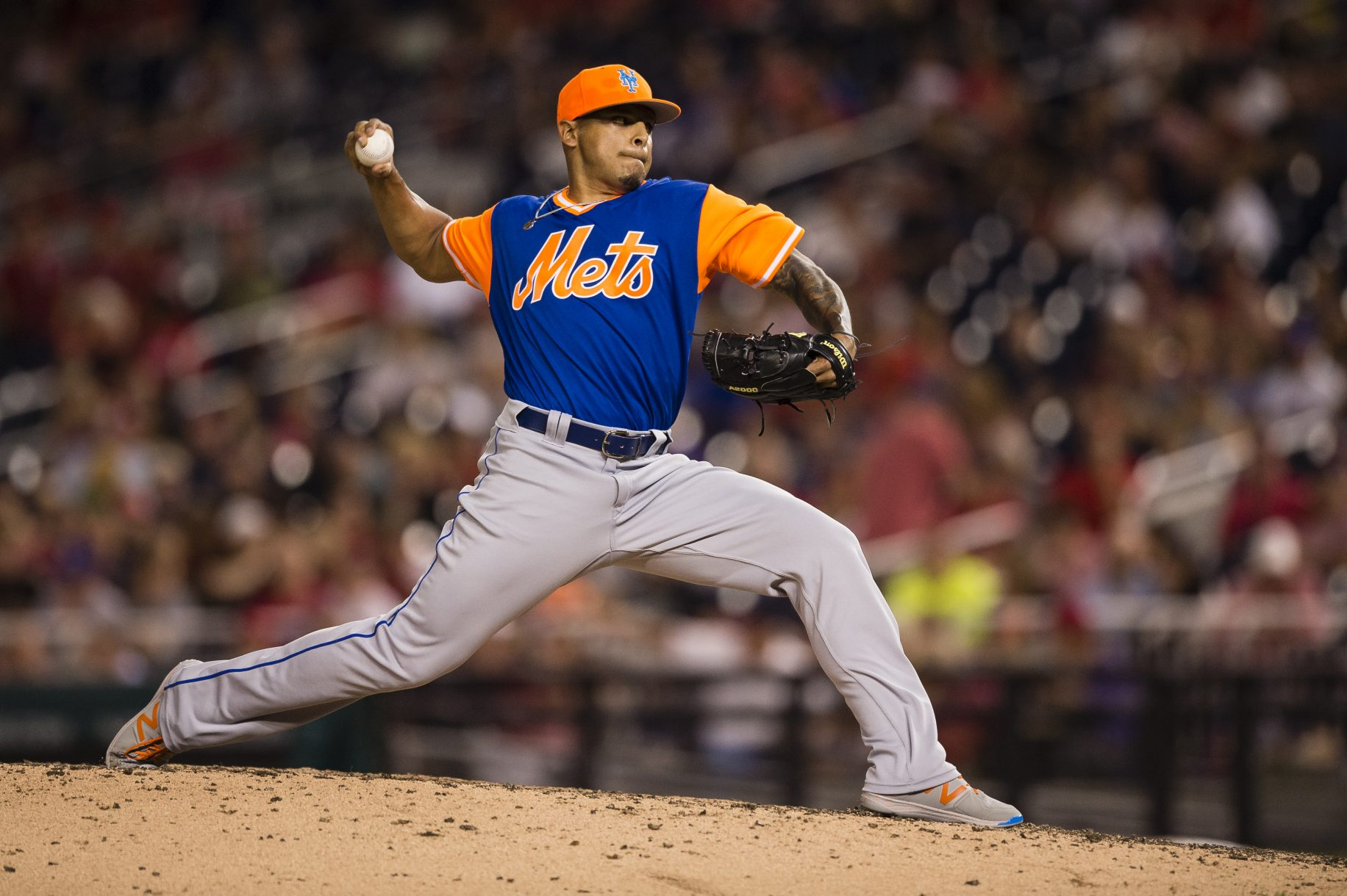 A.J. Ramos New York Mets
