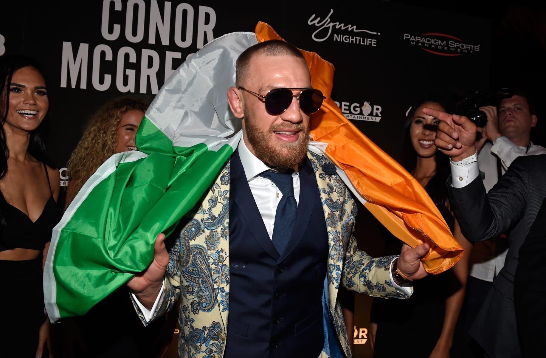 Conor McGregor Could Make Pro Wrestling Debut At Wrestlemania (Report)
